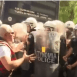 Emeryci w Grecji w starciu z policją: Walczymy o swoje emerytury