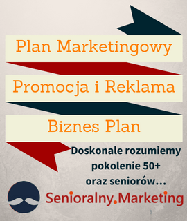 Marketing Senioralny Plan Marketingowy Biznes Plan Domu opieki