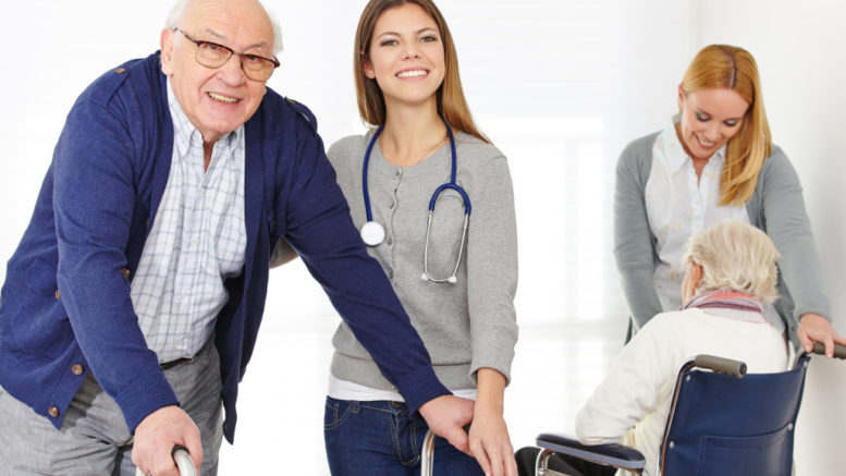 Legalne Domy Opieki Kampania Społeczna Słowo Seniora