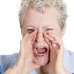 Niepełnosprawny i agresywny senior – Dlaczego?