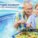 Granie Międzypokoleniowe w gry planszowe w Dzień Babci i Dziadka