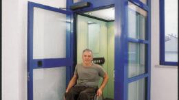 Winda dla seniorów i niepełnosprawnych