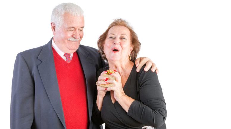 Walentynki: Seks seniora z niebieską pigułką