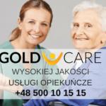 Opieka dla seniorów Warszawa