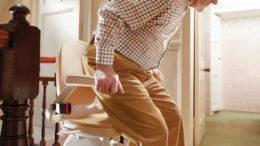 Krzesełko schodowe dla seniorów i niepełnosprawnych za 1000 zł