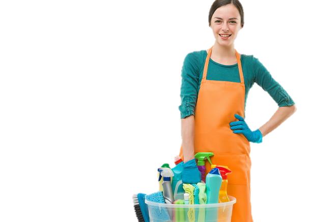 Sprzątanie: Osoba sprzątająca, pomoc domowa