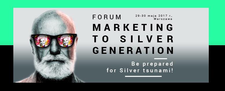 Nadchodzi silver tsunami: Forum marketingu senioralnego Słowo Seniora poleca