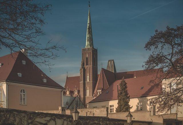 Obiekty sakralne Wrocławia