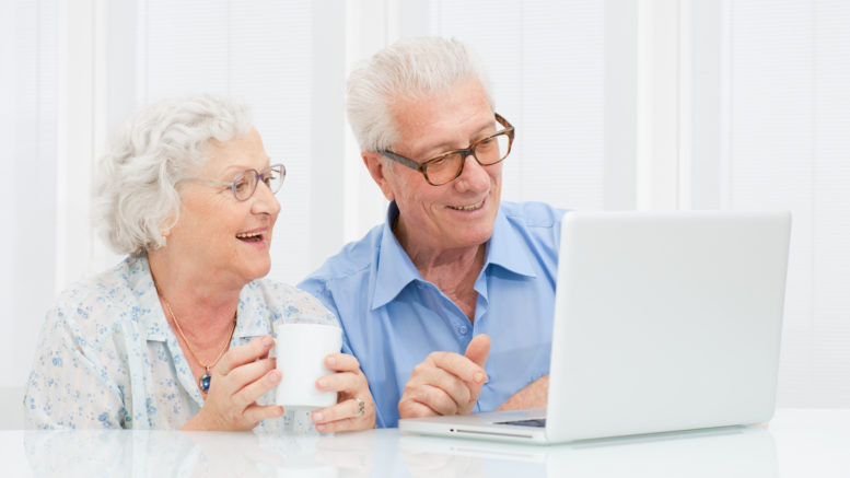 Szybka pożyczka dla seniora przez Internet