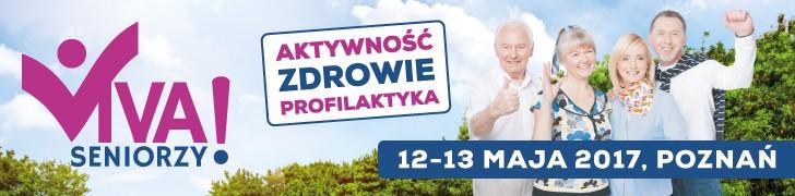 Targi Senioralne Viva Seniorzy Poznań