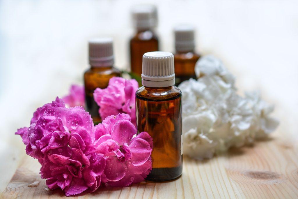 Aromaterapia osób starszych seniorów