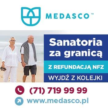 Sanatorium Medasco Refundacja NFZ