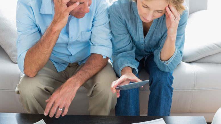 Krajowy Rejestr Długów liczy 238 tysięcy seniorów
