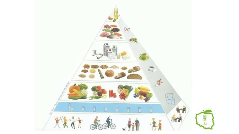 Piramida żywienia seniorów