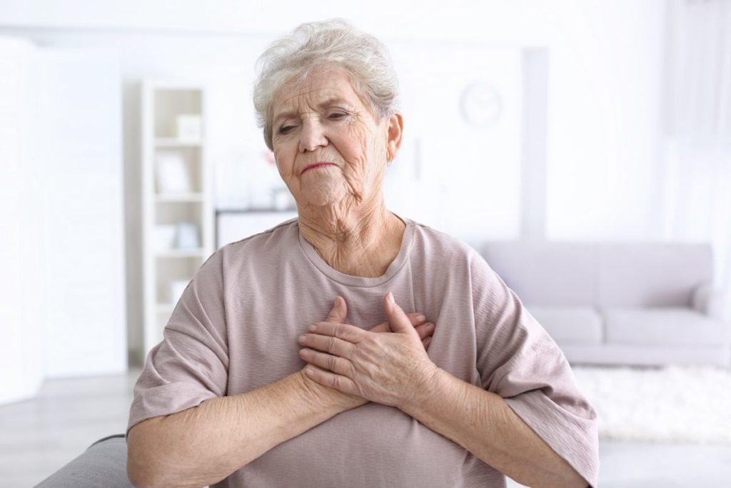 Smog ma wpływ na choroby serca