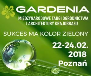 Ogrody w Poznaniu Targi Gardenia