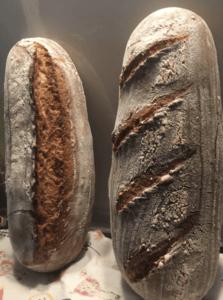 chleb z piekarnika elektrycznego