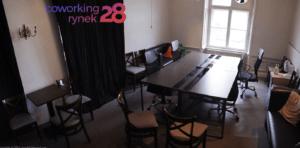 biurko do wynajęcia w krakowie