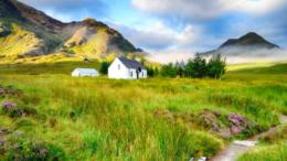 Zachodnia Szkocja - Highland