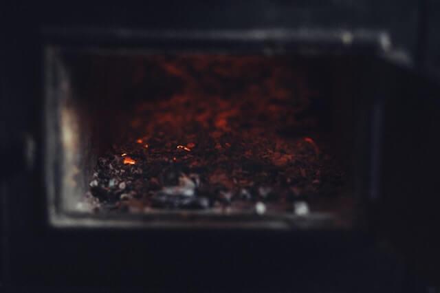 przed włożeniem chleba do pieca