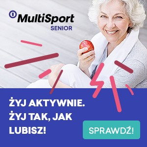 Karta Senior Multisport