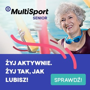 Karta seniora Multisport