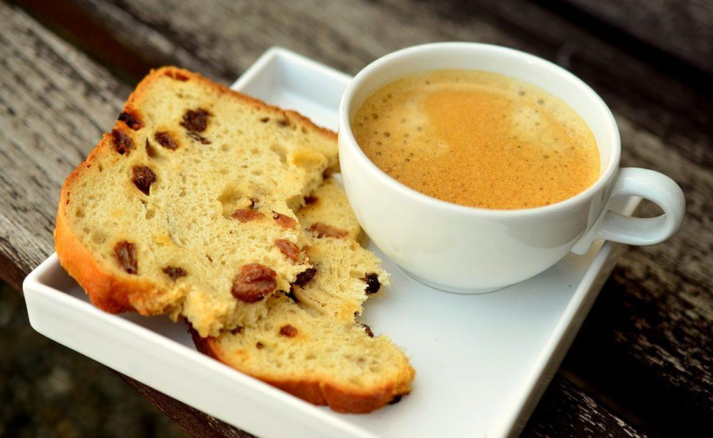kawa przy diecie