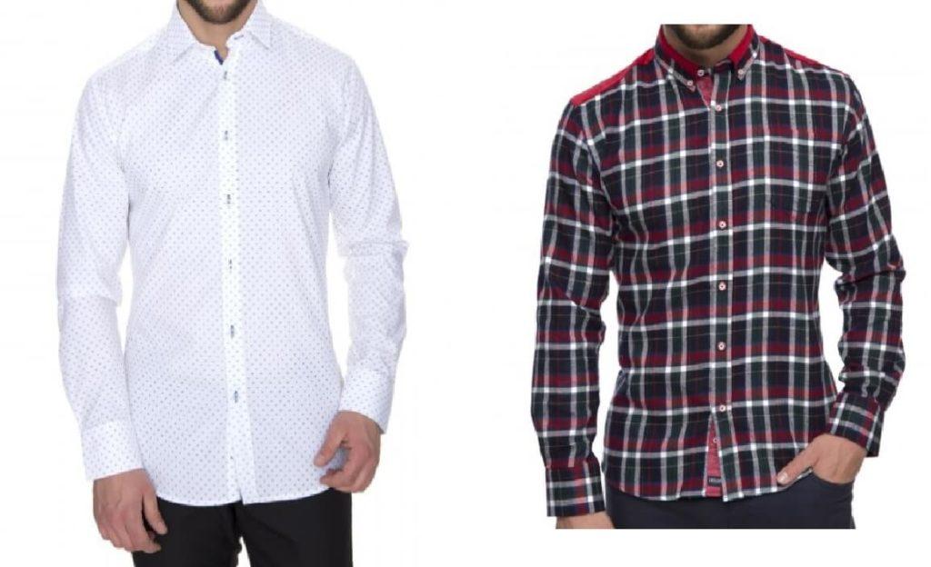 Bawełna jest najczęściej wybieranym materiałem przy produkcji koszul