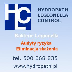 Hydropath Audyt Bakteria Legionella