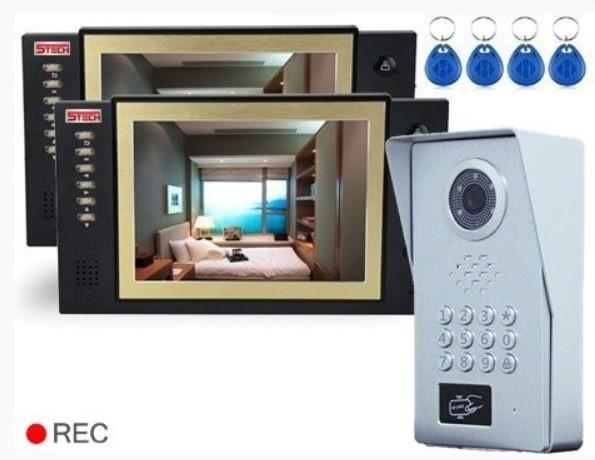 Nowoczesne wideodomofony to gwarancja bezpieczeńśtwa