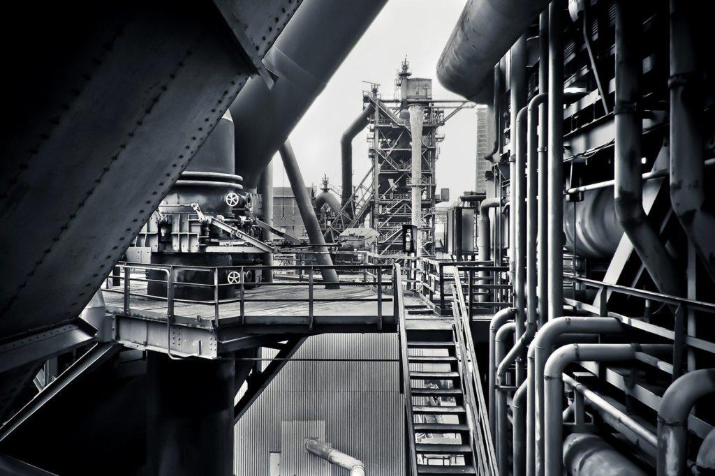 Konstrukcje stalowe będące narażone na czynniki atmosferyczne powinny posiadać powłokę zabezpieczającą