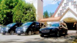 samochód na pogrzeb