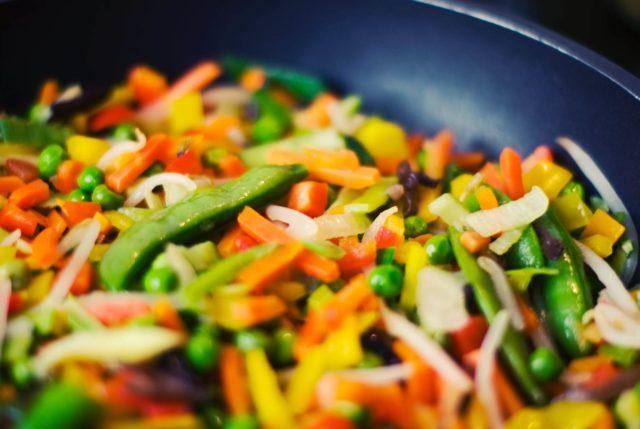 warzywa wykorzystywane do kuchni orientalnej