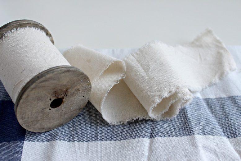 bawełniana tkanina