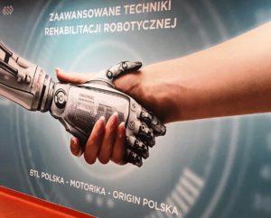 robot w rehabilitacji