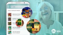 jak wyszukiwać produkty w blix