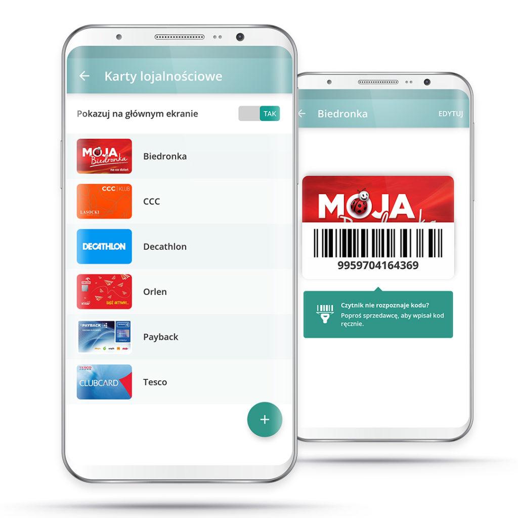aplikacja do kart lojalnościowych