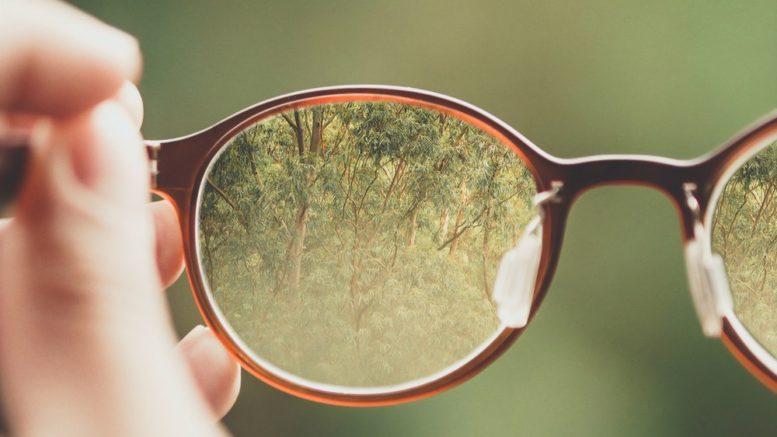 brudne okulary