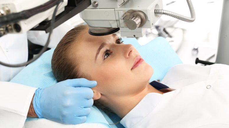 korekta wzroku laserem