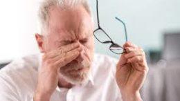 bolace oczy
