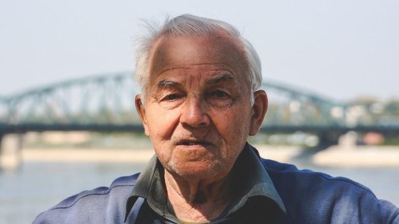 senior z epilepsją