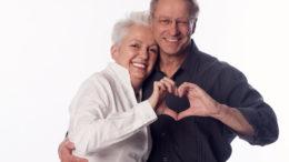 zadbani seniorzy