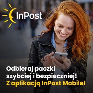 Aplikacja InPost Mobile