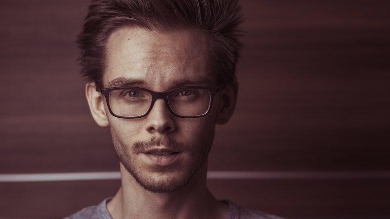 męskie okulary korekcyjne