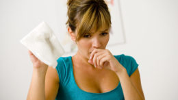 alergia na kurz i kichanie