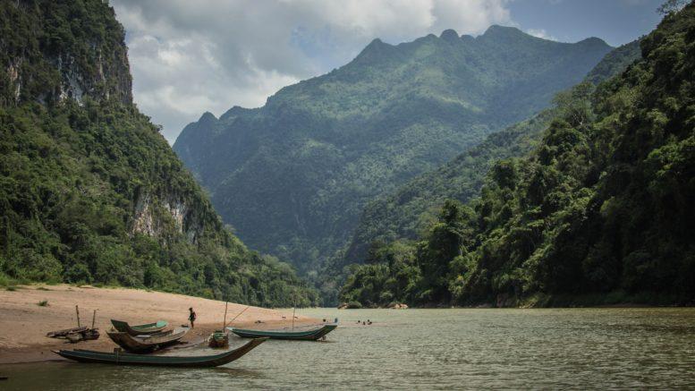 atrakcje laos