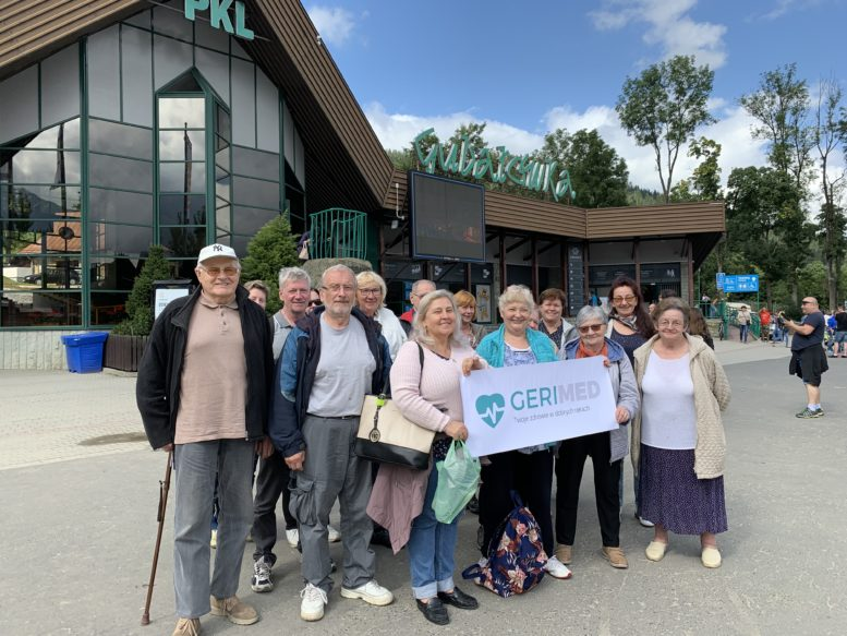 seniorzy z krakowa