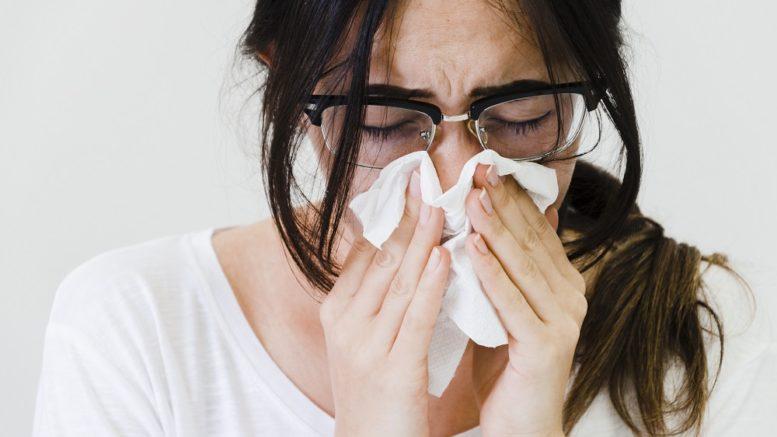 alergia bez oczyszczacza