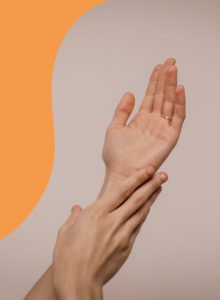 rece w terapii manualnej