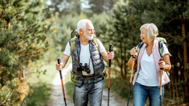 Aktywność fizyczna seniora i seniorki